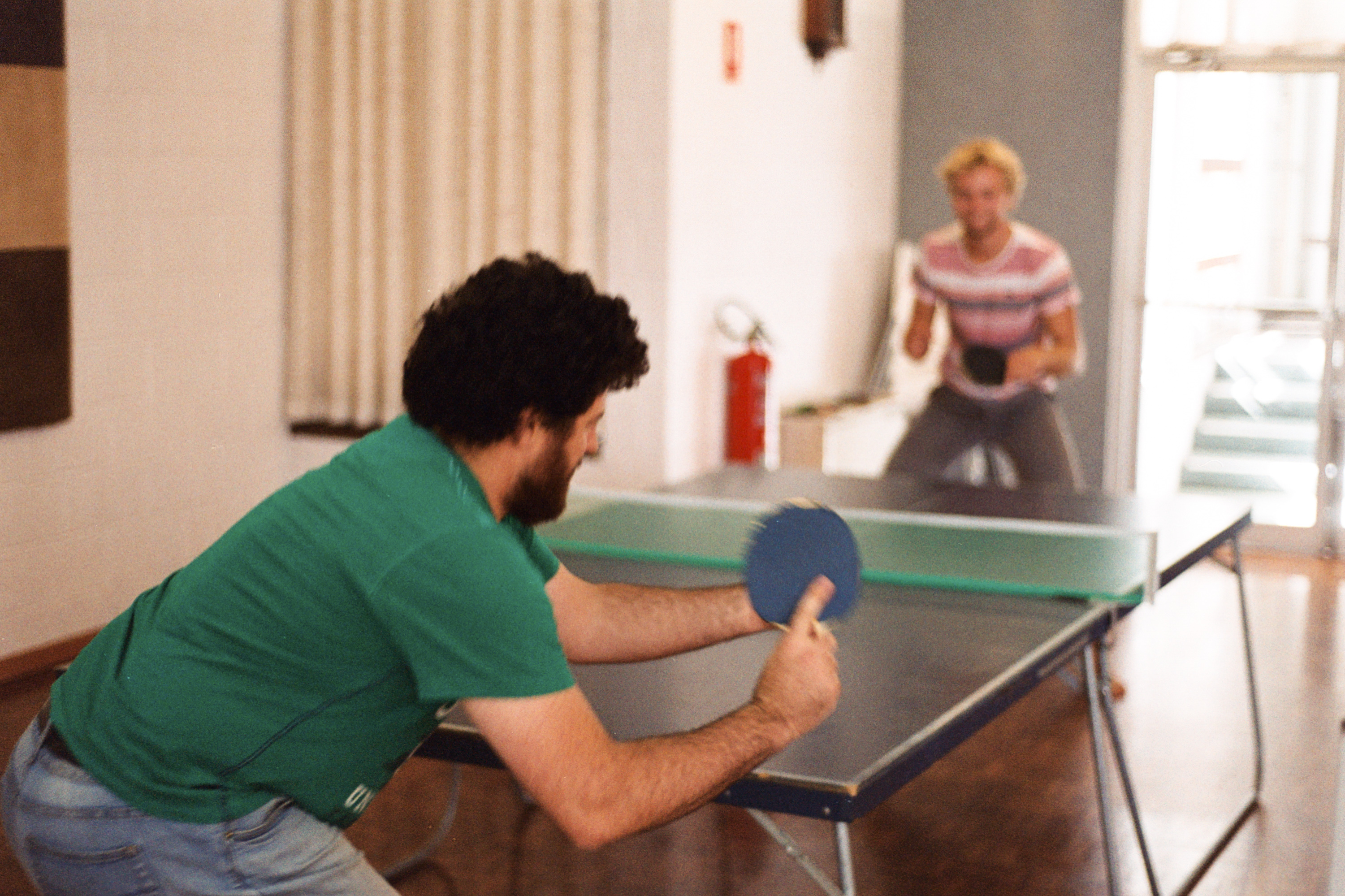 Barkley Hall Table Tennis